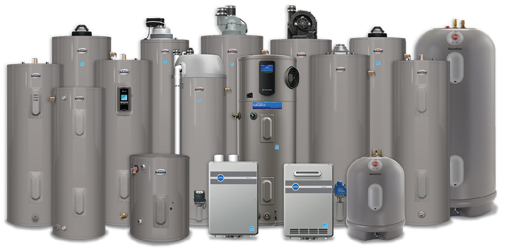 Richmond Water Heater Products
