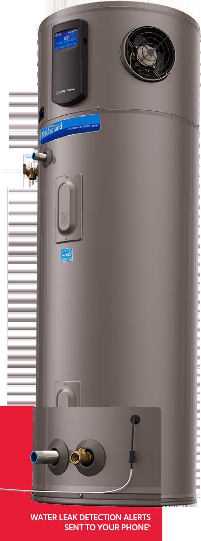 Hybrid Savings Richmond Water Heaters